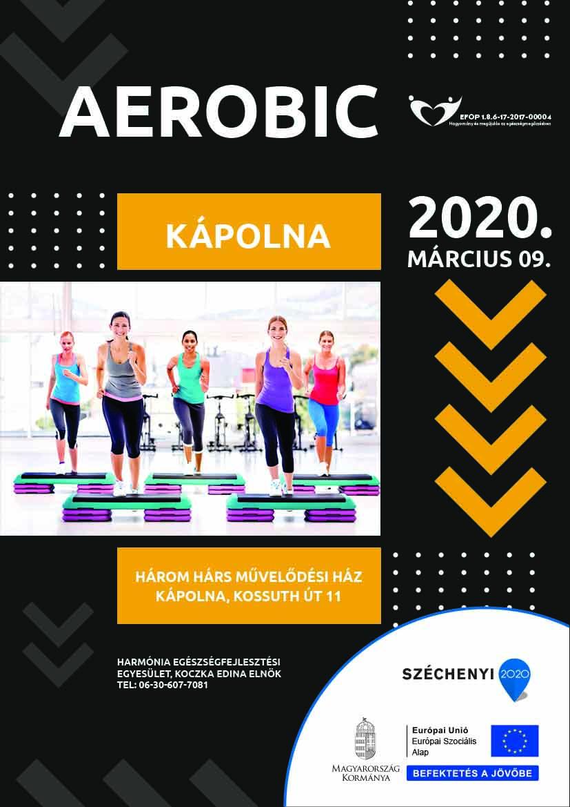 Kápolna – Aerobic – 2020. március 09.