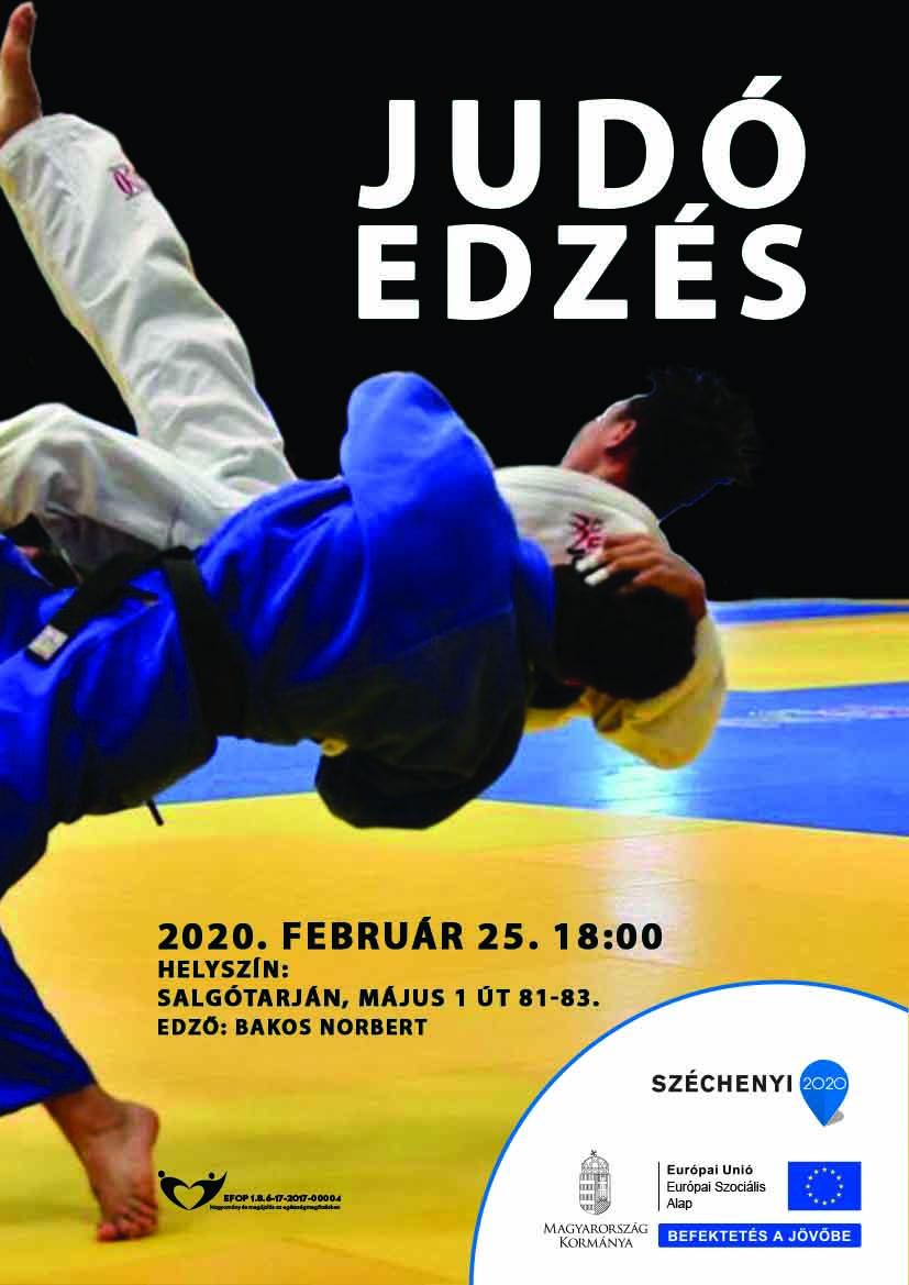 Salgótarján – Judo Edzés – 2020. február 25.